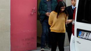 Kayseri'de PKK'lı kadın terörist yakalandı