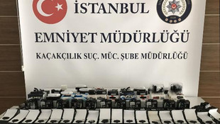 İstanbul'da gizli kamera operasyonu