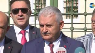Başbakan Yıldırım'dan istifa kriziyle ilgili flaş açıklama