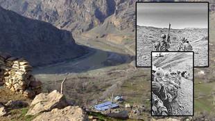 PKK'nın ZAP'taki inine baskın