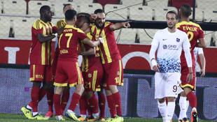 Yeni Malatyaspor: 1 - Trabzonspor: 0