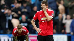 Manchester United'a darbe ! İlk kez...