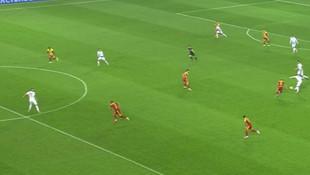 Trabzonspor maçında skandal karar !