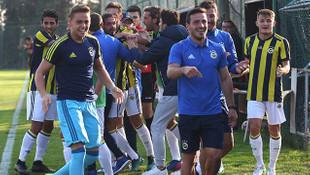 Gençlerin derbisinde gülen Fenerbahçe !