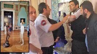 İstanbul'da ''Kapı Çalana Açılır'' sergisine saldırı