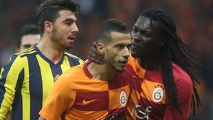 Belhanda Galatasaray taraftarlarını çıldırttı