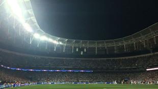 UEFA'dan Beşiktaş'a elektrik kesintisi cezası