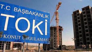 TOKİ'den 349 TL taksitle yeni ev