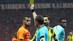 Galatasaray Cüneyt Çakır için TFF'ye gidiyor