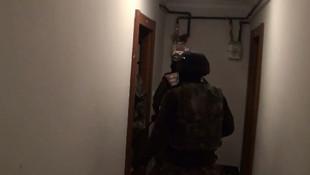 PKK'nın eylem timine operasyon !
