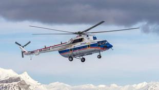Norveç'te düşen Rus uçağı bulundu