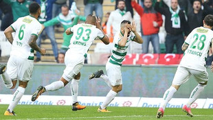 Bursaspor - Antalyaspor: 4-0