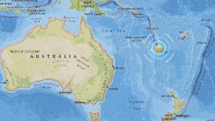 6.8 büyüklüğünde depremle sallandılar !