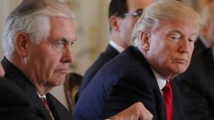 Tillerson'dan flaş ''istifa'' açıklaması