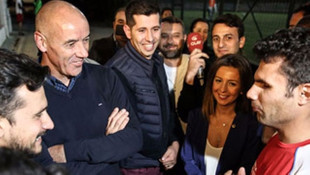 Bursaspor'dan görme engelli futbolculara destek