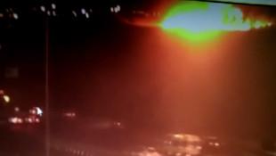 Atatürk Havalimanı'nda jetin düşüş anı kamerada