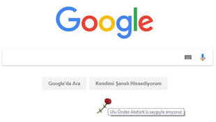 Google, Atatürk'ü unuttu !