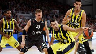 Fenerbahçe'den Avrupa'da şov !