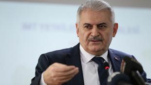 Başbakan Yıldırım ''off-shore'' haberini affetmedi !