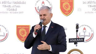 Başbakan Yıldırım: En iyi okul eve yakın okuldur