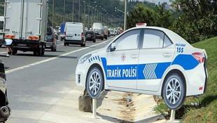 Maket polis araçları kalkıyor mu ?