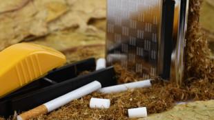 Sarma sigara satana da bulundurana da hapis cezası !