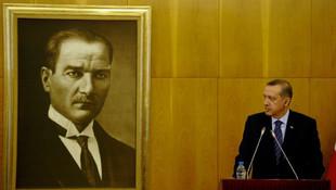 Erdoğan: ''Atatürkçülük başka, Atatürk'ü sevmek başka''
