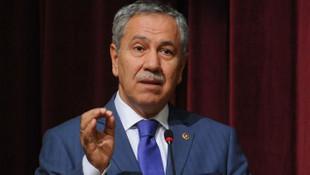 Arınç'tan CHP'ye cevap, Erdoğan ve AK Parti'ye mesaj