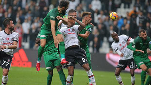 Beşiktaş - Akhisarspor: 0-0