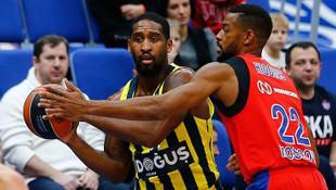 Fenerbahçe CSKA'yı son saniyede yıktı !