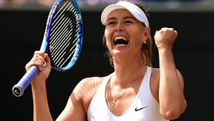Sharapova Türk tenisine katkı sağlayacak