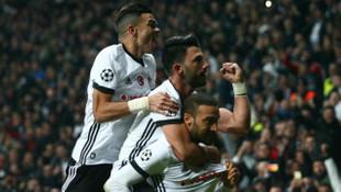 İşte Beşiktaş'ın grubundaki ihtimaller...