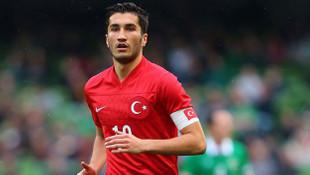 Nuri Şahin Milli Takım'ı bıraktı !
