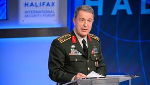 Kanada'daki toplantıda ''Hulusi Akar'' skandalı