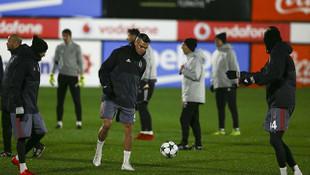 Beşiktaş'ta Porto hazırlıkları tamam !