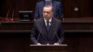 Cumhurbaşkanı Erdoğan: Aynı tezgahı Amerika'da kurdular
