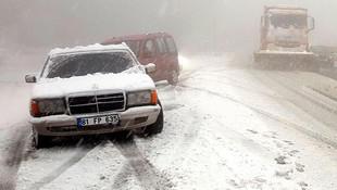 Kar yağışının ardından hava durumu şaşırtacak !
