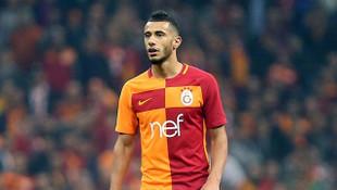 Galatasaray'dan Belhanda'ya büyük şok !