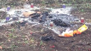 Korkunç olay: Satanist ayininde bir Türk'ü kurban ettiler !