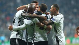 Beşiktaş - Porto: 1-1