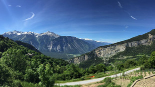 İsviçre'nin Albinen köyüne taşınana 70 bin dolar