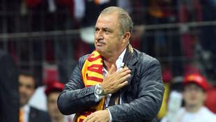 Fatih Terim, Beşiktaş maçında Galatasaray'ın başında