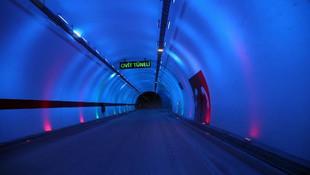 137 yıllık hayal gerçek oldu ! Türkiye'nin en uzun tüneli açıldı