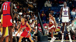 50 yaşında NBA'de oynamış !