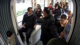 Tramvayda ağlatan sosyal deney