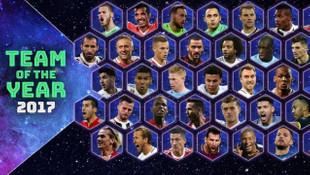 'UEFA Yılın 11'i' adayları belli oldu !