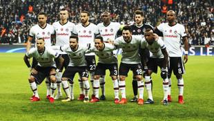 Beşiktaş ilk 11'inin ücreti şok etti !