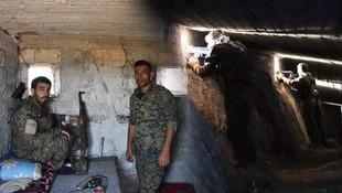 Afrin'de Türkiye paniği ! 20 kilometrelik tünel kazdılar