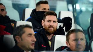 Barcelona'da Messi depremi! Bu da mı olacaktı...