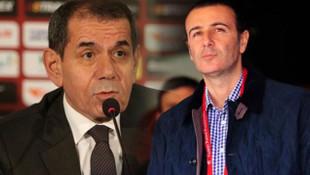 Dursun Özbek'ten, Haldun Üstünel bombası